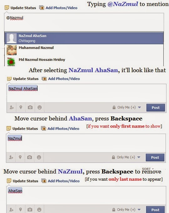 How To Mention Someone On Facebook [Also Mobile]