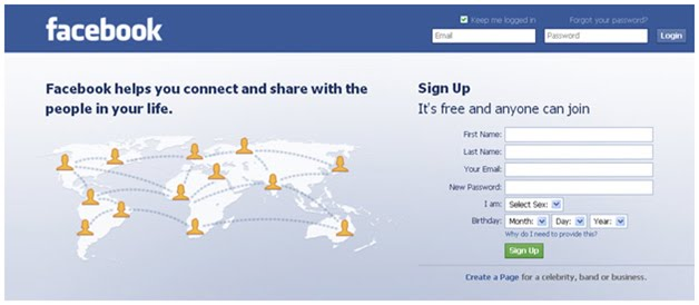 Open Facebook Desktop Version