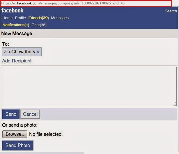 How To Find User Or Page ID On Facebook Mobile