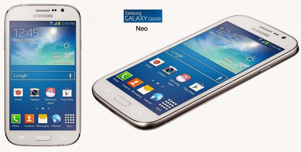 Samsung Galaxy Grand Neo : Full Specifications & Price