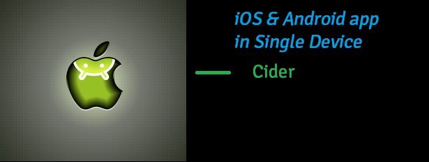 iOS & Android Apps in Single Device?!