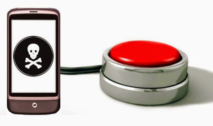 'Kill Switch' in Smartphone to Prevent Theft