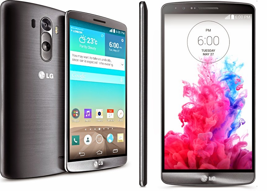 LG G3 – Full Smartphone Specifications, Price, Release Date