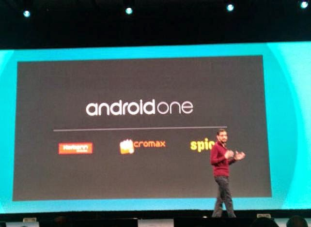 Google announced Android 1 for low-end smartphone
