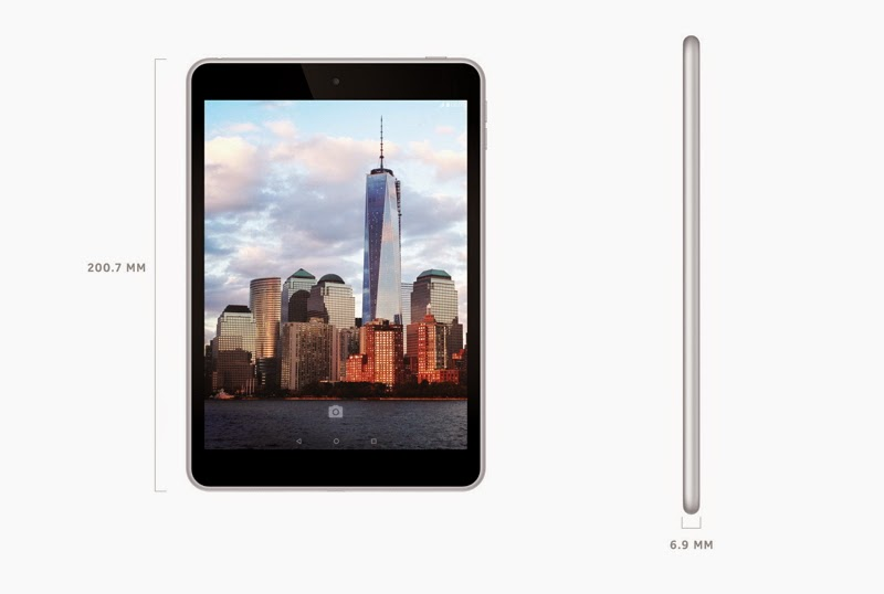 Nokia's first ever tablet, Nokia N1 – Specifications, Price