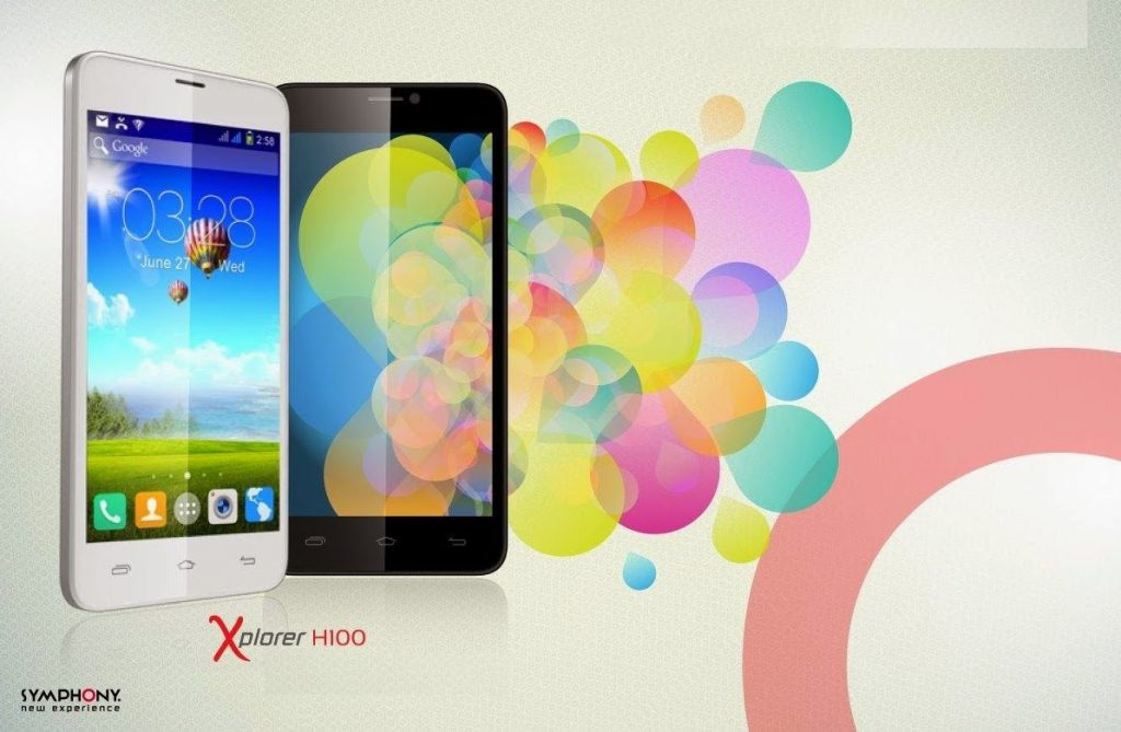 Symphony Xplorer H100 vs Symphony Xplorer H50 : Compare 2 Affordable Smartphones
