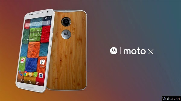 Motorola Moto X (second generation)