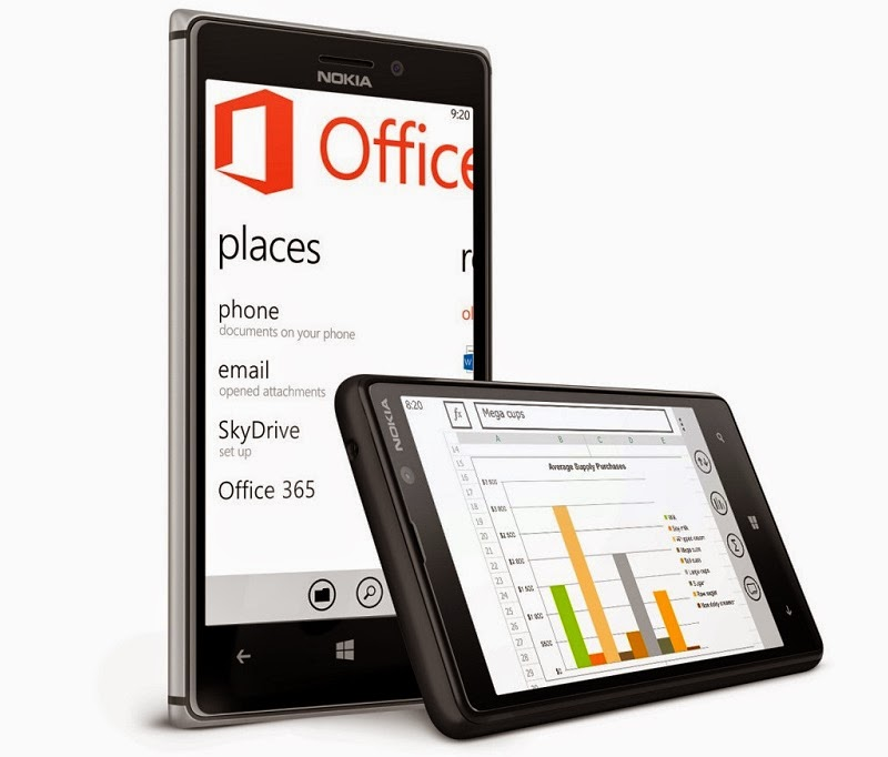 Free Word, Excel & PowerPoint will be added in Windows 10 for Mobile