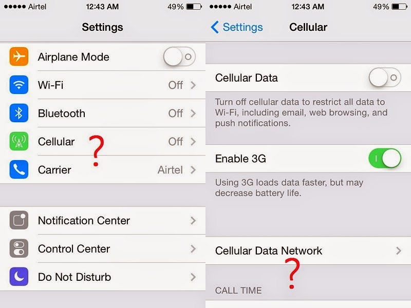How to Get Missing Personal Hotspot Back in iPhone