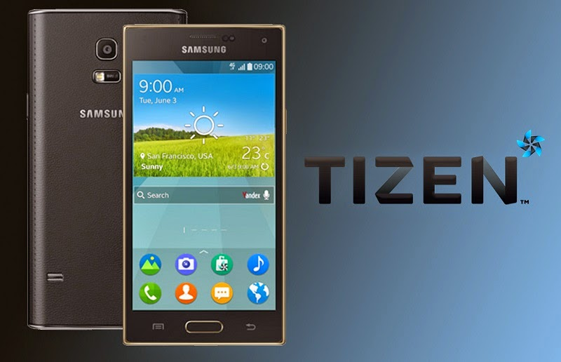 Samsung's own Tizen OS powered smartphone Z1 begins journey